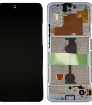 LCD Samsung Galaxy A90 5G SM-A908F Display GH82-21092B White